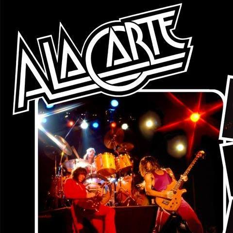 "Blast from the Past from Rock Band ""A La Carte"" with Debut Album"