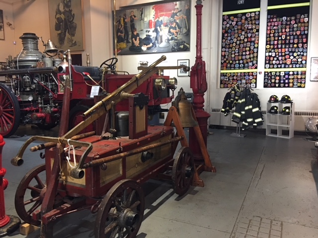 Historical Fire Truck