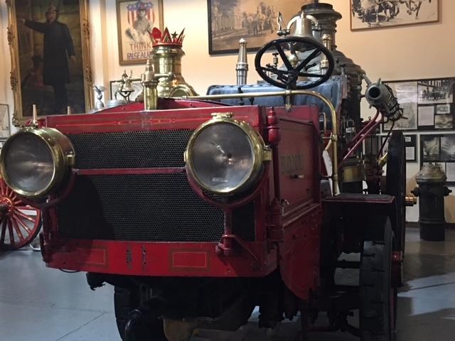 New York City Fire Museum in Manhattan