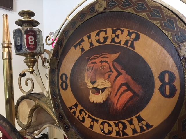 Tiger Astoria 8 Fire Department in Queens