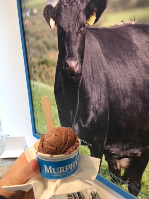 Murphy's Ice Cream from Dingle Ireland
