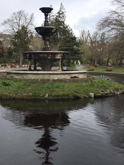 Park in Cork Ireland