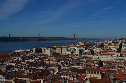 Afternoon in Lisbon